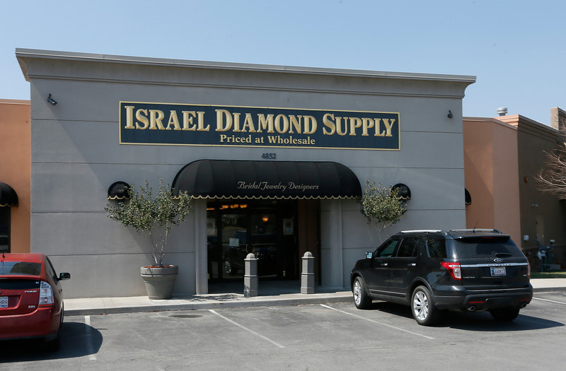Tulsa's Israel Diamond Supply.