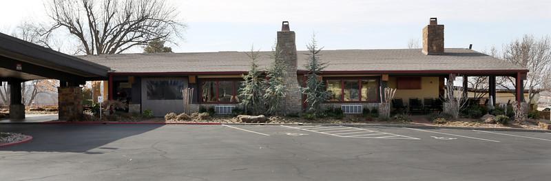 The Indian Springs Country Club in Broken Arrow.