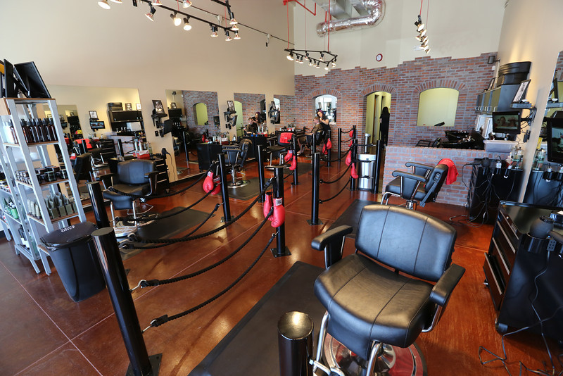 Knockouts Salon