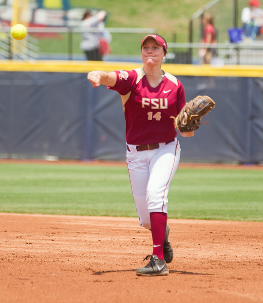 The 2014 Woman's College World Series is being held again this year in Oklahoma CIty, OK.