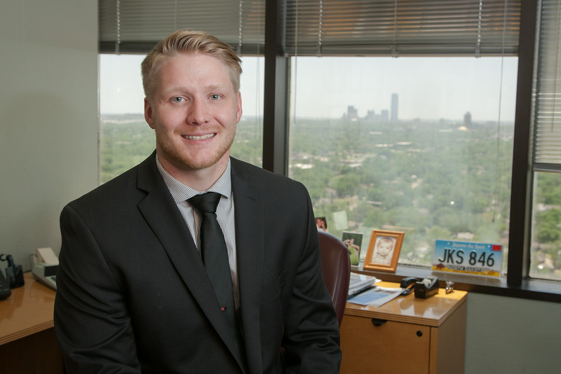 Brett Johnson is a Forensic Accounting Manager for Eide Bailly in Oklahoma City, OK.