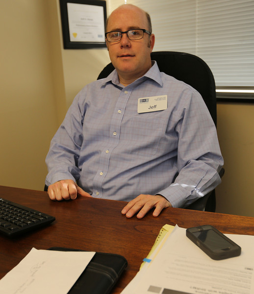 Jeff Owen, assistant Director of Human Resources at the Tulsa Community College.