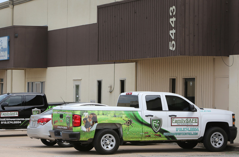Tulsa County District Court Judge Mary Fitzgerald has issued a temporary injunction against a Tulsa pest extermination.  The company was accused of using confidential information to lure away a competitor's business.