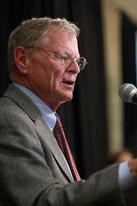 Senator James Inhof