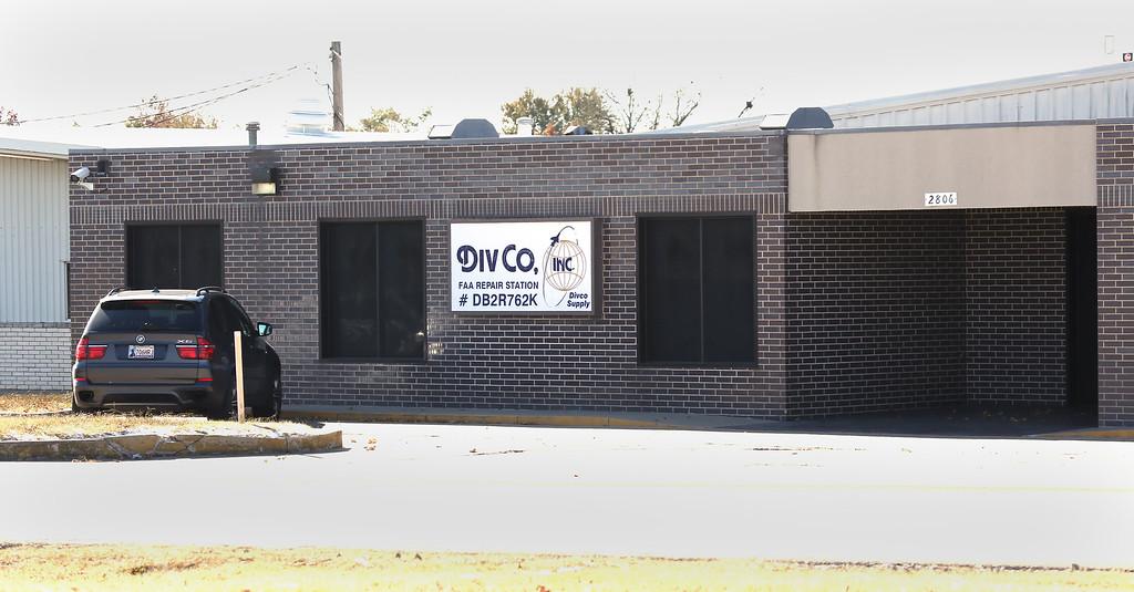 The DivCo company in north Tulsa.