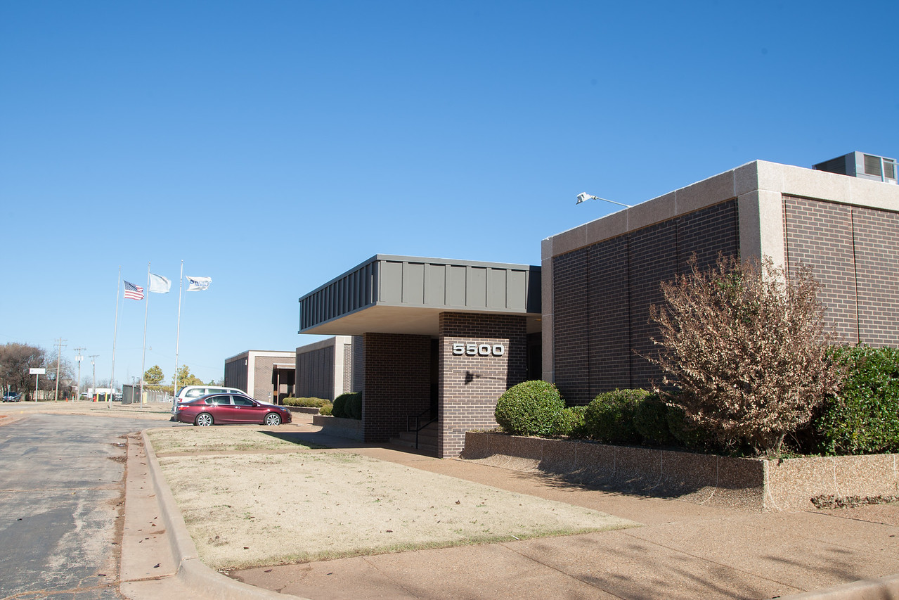The Federal Mogul bulding at 5500 S Hattie in OKlahoma City.