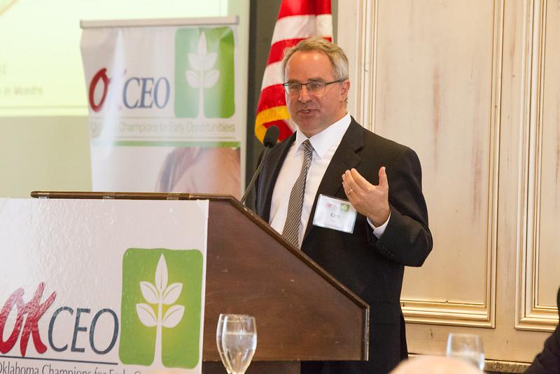 Ken Levit, CEO of the George Keiser Foundation.