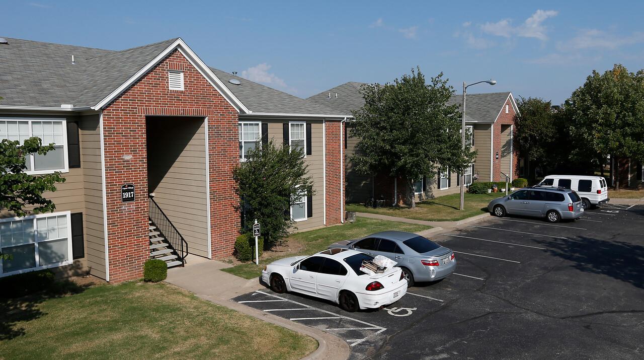 The Aspen Village Apartments, 1947 W. Houston Street Broken Arrow, recently sold for $12.8 Million$