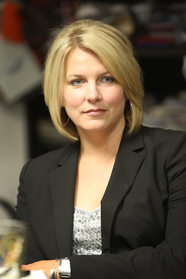 Monica Roberts of KSQ Architects in Tulsa.