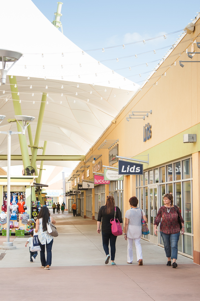 The Outlet Shoppes of Oklahoma City.