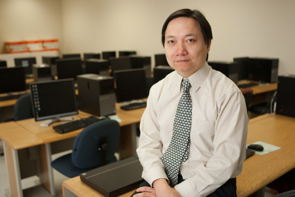 Dr. Gang Qain is a professor in the computer science department at the University of Central Oklahoma.