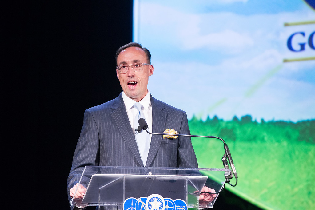 Jamie Webster, Senior Director of Global Oil Markets with IHS Energy was the keynote speaker at the Governer's Energy Conference in Oklahoma CIty, OK.