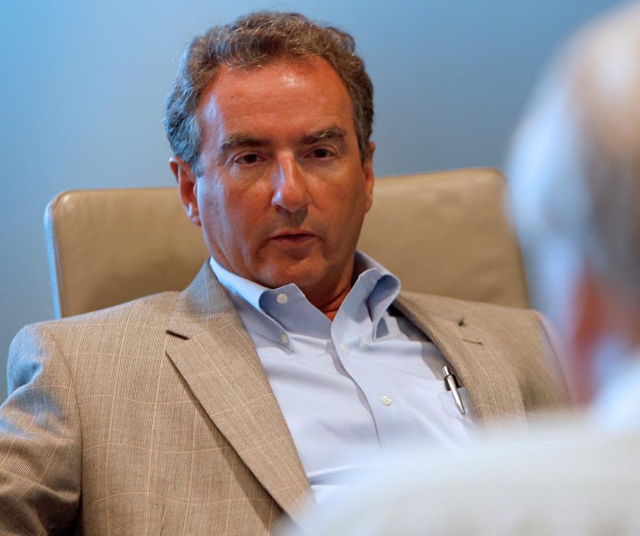 John Hewitt , CEO of the Matrix Service Company.