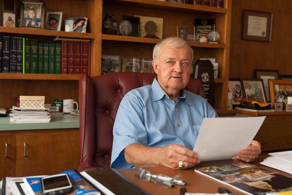 Butch Freeman, Oklahoma County Tresurer.