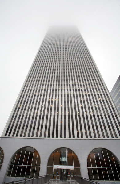 The BOK Building in downtown Tulsa.