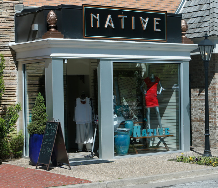 The Native Boutique Utica Square location.