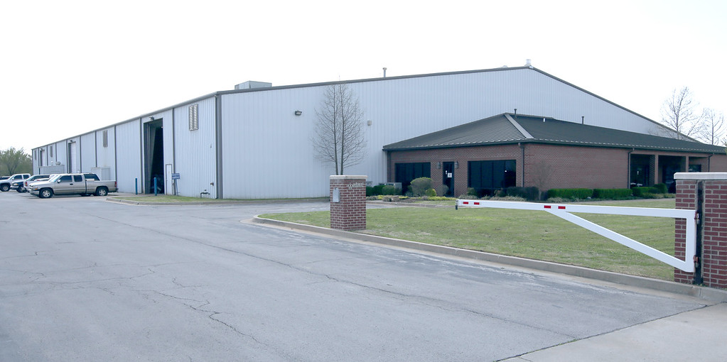 The Werthen Manufacturing facility in Broken Arrow.