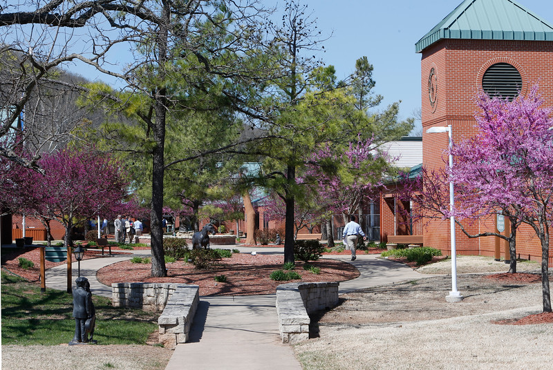 The Tulsa Boys Home campus in Sand Springs.