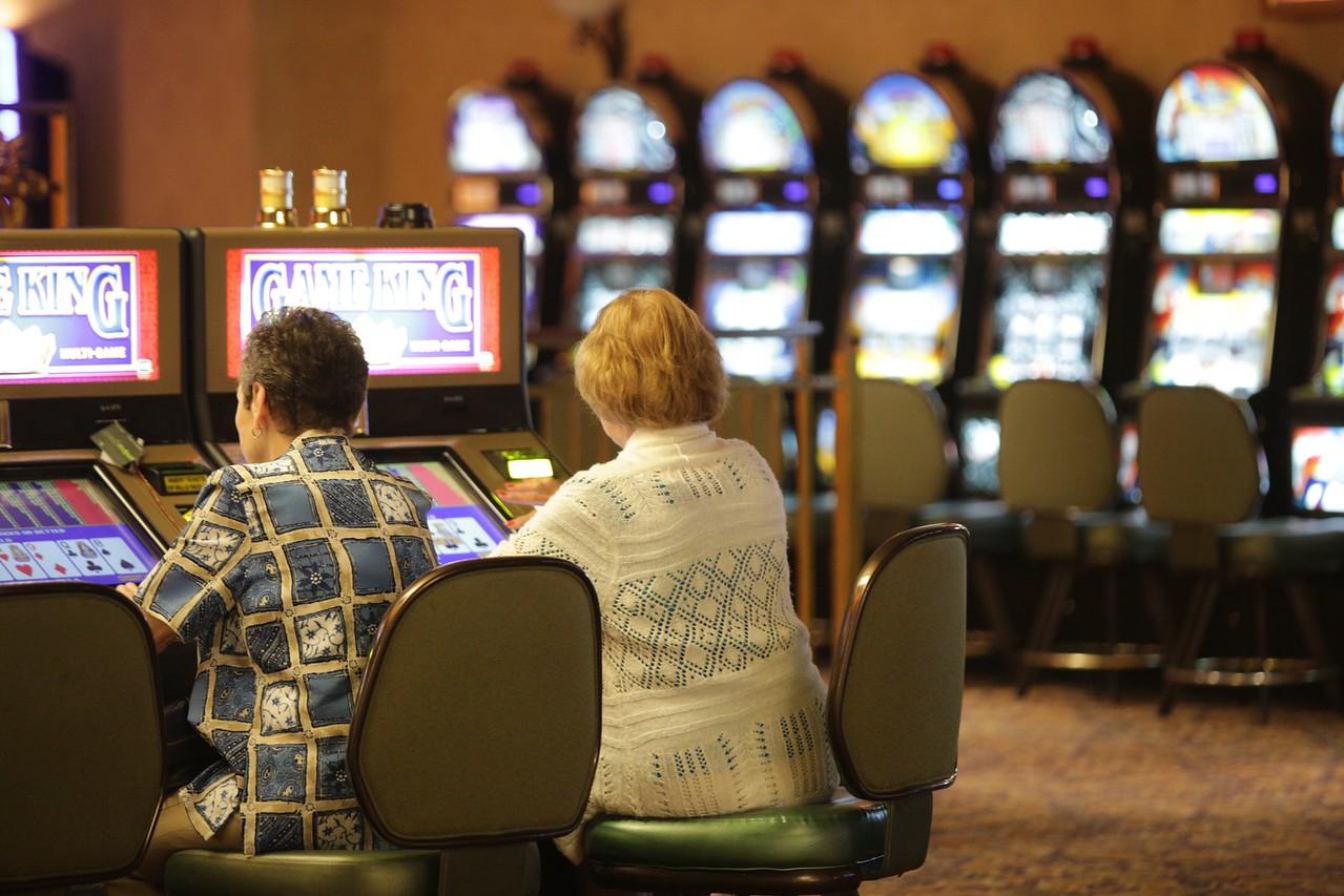 The Grand Casino near Shawnee, OK.