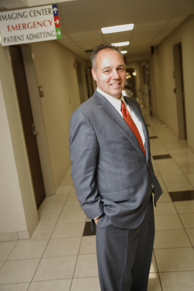Jim Kendrick is new CEO of the Deconess Hospital Oklahoma Network.