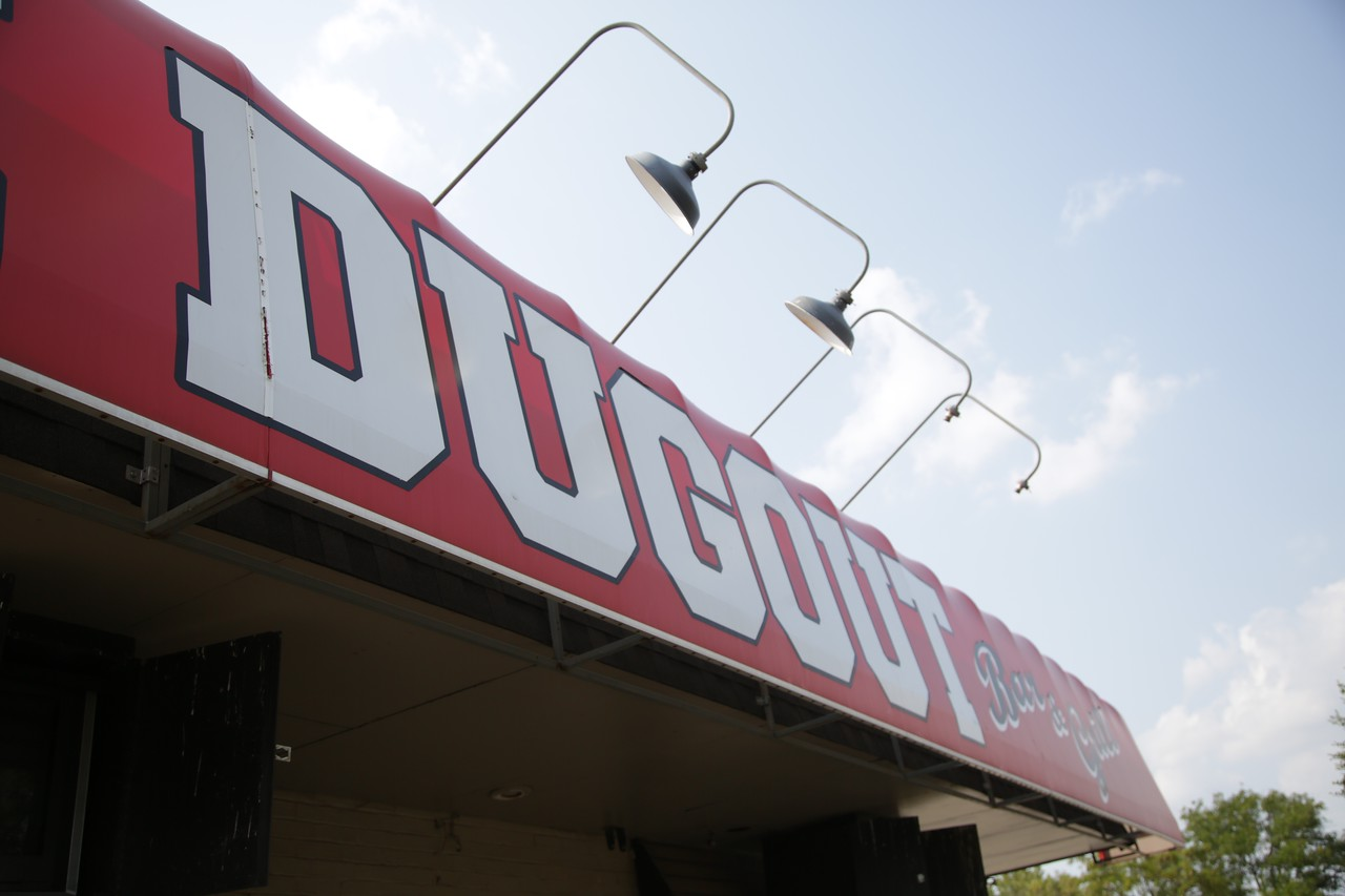 The Dugout Bar and Grill at 10904 N May Ave in Oklahoma City has closed. New owners are planning to open the Hop Scotch Resturaunt in its pkace.