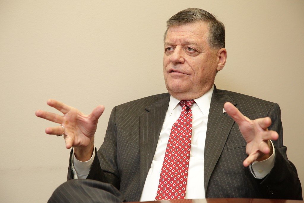 Oklahoma Senator Tom Cole