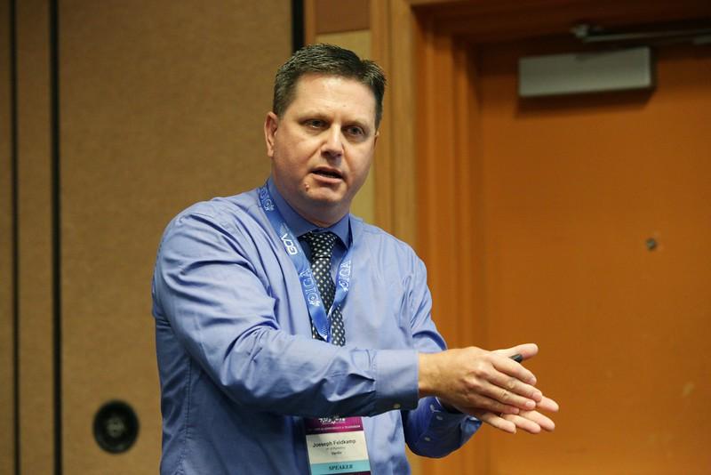 Joseph Feldkamp isvice oresident of Marketing and Startigic Development at Vantiv Gaming Solutions.