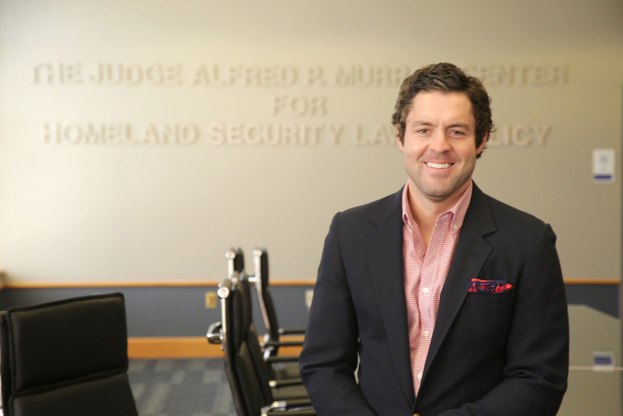 Josh Snavely is with the Alford P Murrah Center for Homeland Security Law Policy at Oklahoma City University.
