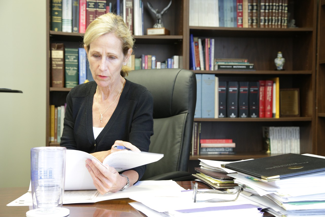Laurie Jones, Associate Dean for Law Admissions for the Oklahoma City University School of Law.