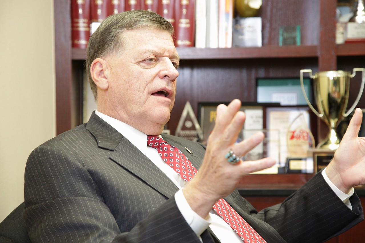 Oklahoma Senator Tom Cole