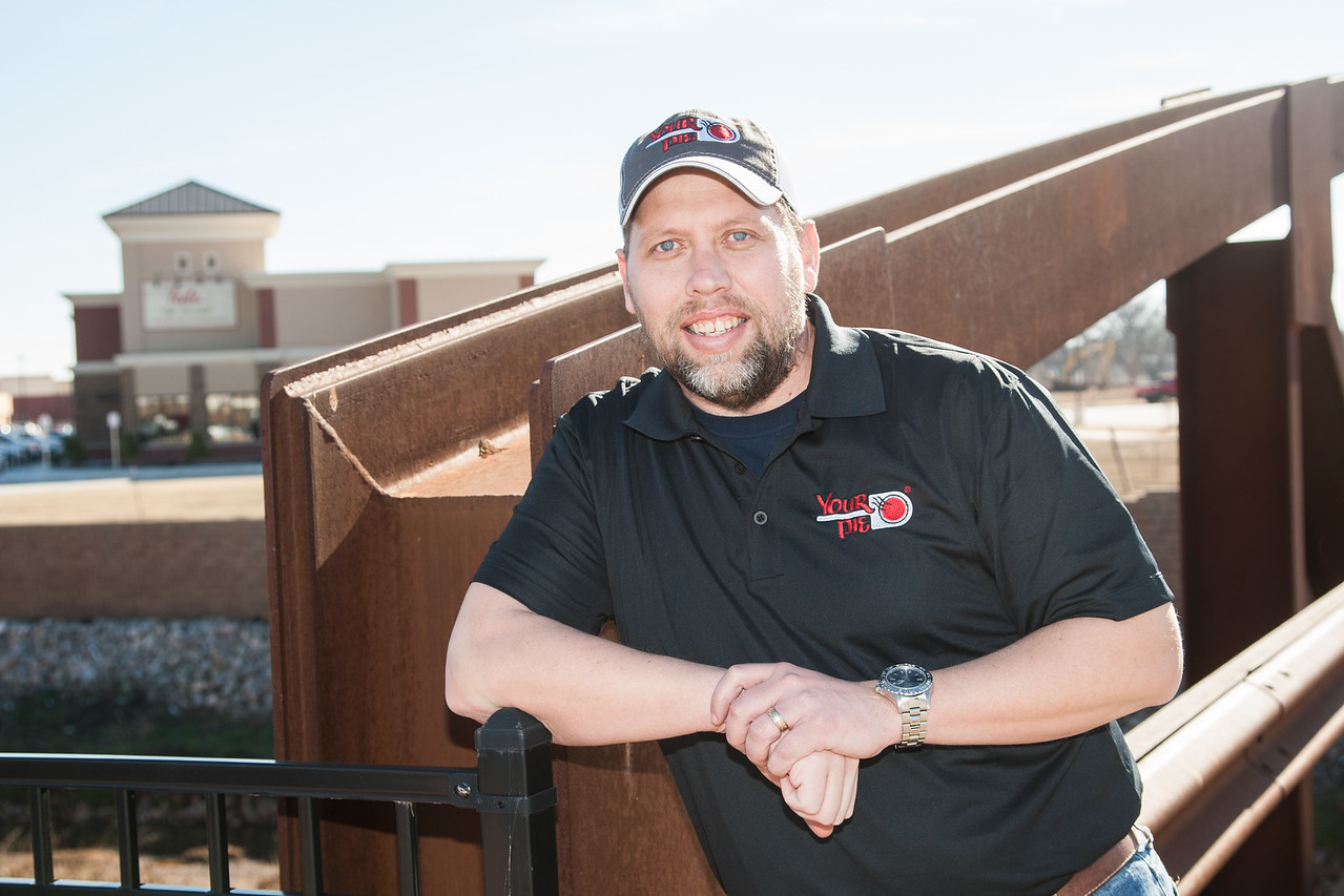 Jason Martin is planning to open a Your Pia pizza franchise in Del City, OK.