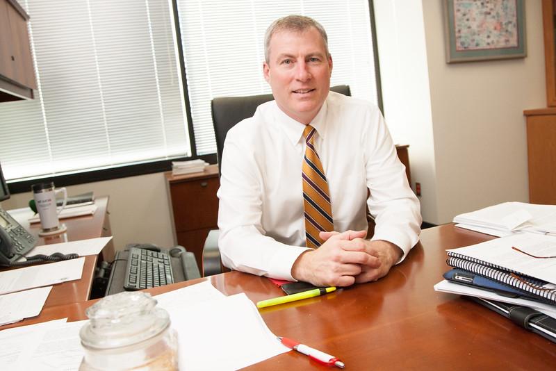 Craig Freeman, finance director for the City of Oklahoma CIty.