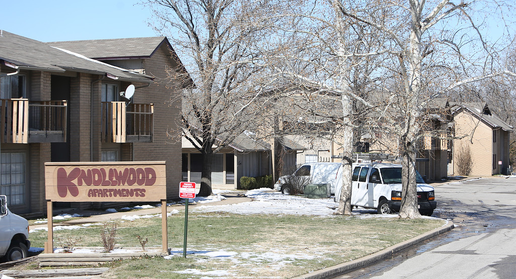 The Knollwood Apartments, 1018 South 107th East Avenue in Tulsa, recently sold for $1.24Million.