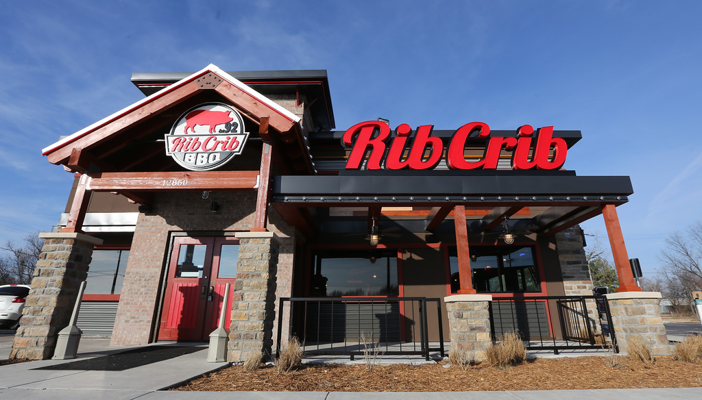 The Rib Crib restaurant in Bixby.