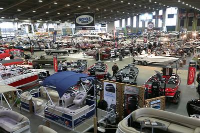 The 2015 Tulsa Boat Sport & Travel Show.