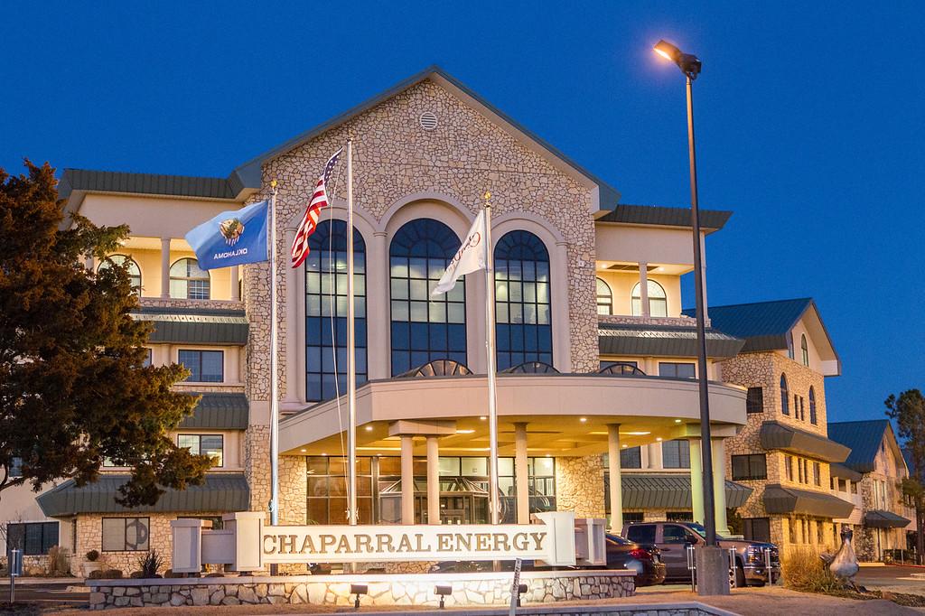 Chapaprral Energy in Oklahoma City, OK.