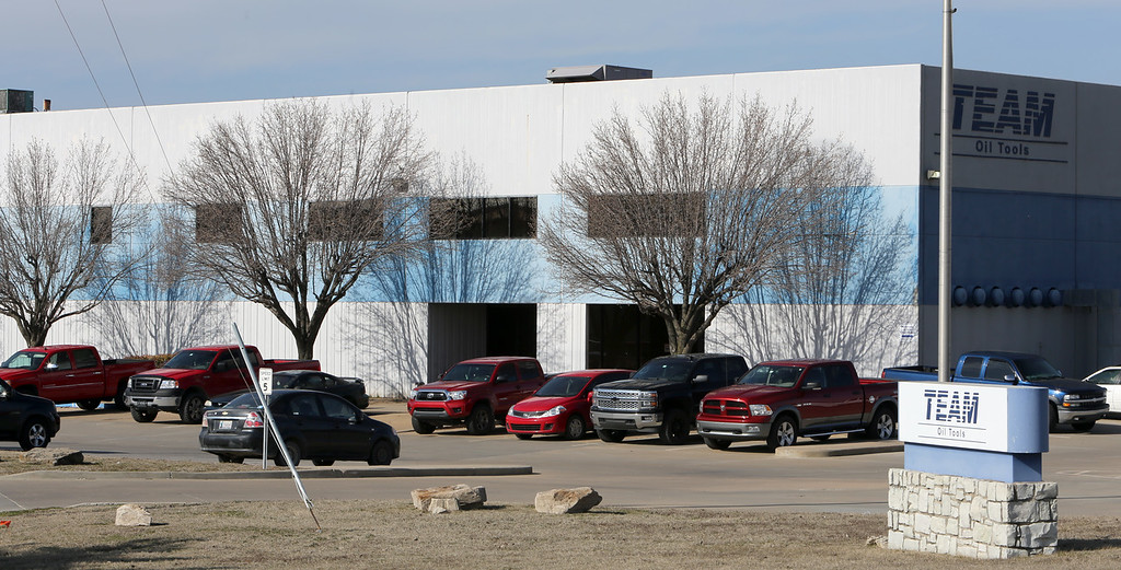 Tulsa's Team Oil Tools announced that it is laying off 93 employees and closing.