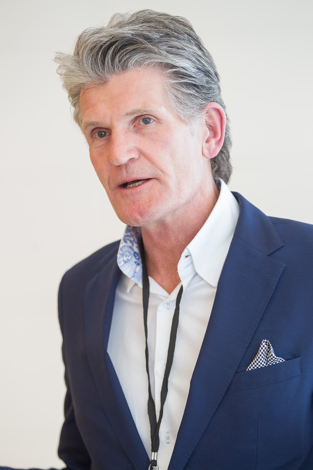 Helge Have Haldorsen, VP of Strategy and Portfolio in Mexico and of Development and Production in North America for Statoil.