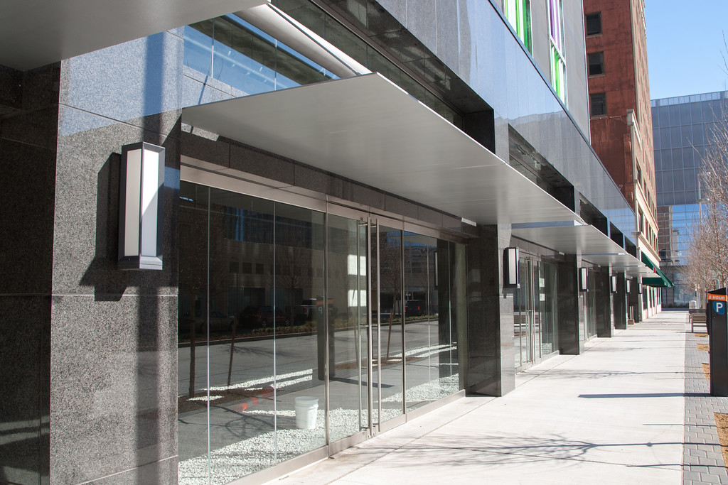 The Arts Garage in Oklahoma CIty is now leasing retail and office space on the first floor.