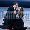 "Matthew Polenzani as Alfredo and Natalie Dessay as Violetta in Verdi's ""La Traviata.""<br /> Photo: Marty Sohl/Metropolitan Opera<br /> Taken March 30, 2012 at the Metropolitan Opera in New York City."