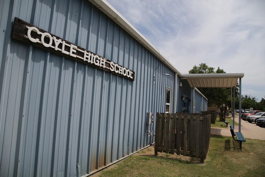 Coyle Public Schools in Coyle, OK.
