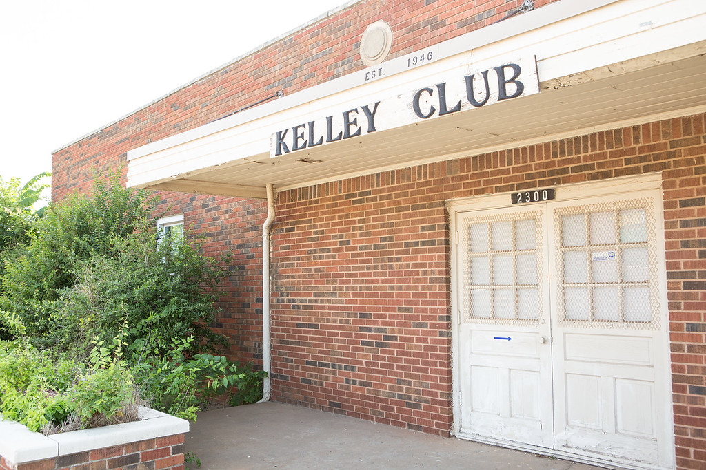 The Kelley Club at 2300 N Kelley in Oklahoma City.