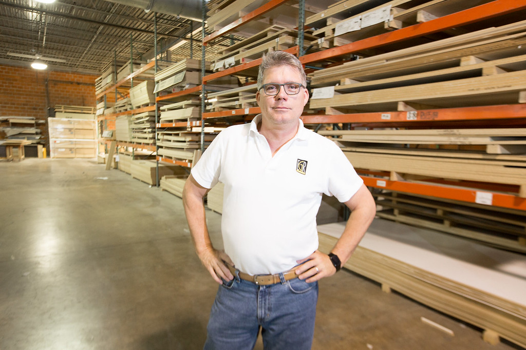 Darren Lister is owner of EGR Construction in Oklahoma City.