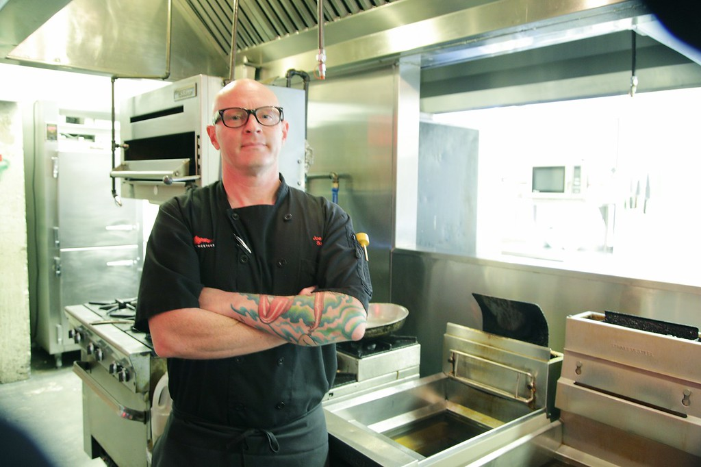 Joe Giacobbe is Chef at Red Prime Steakhouse located at 504 N Broadway in Oklahoma City.