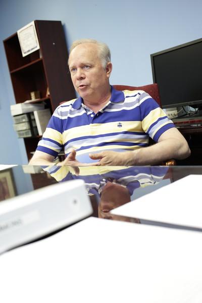Mark Hammons, Chairman of the Oklahoma Democratic Party