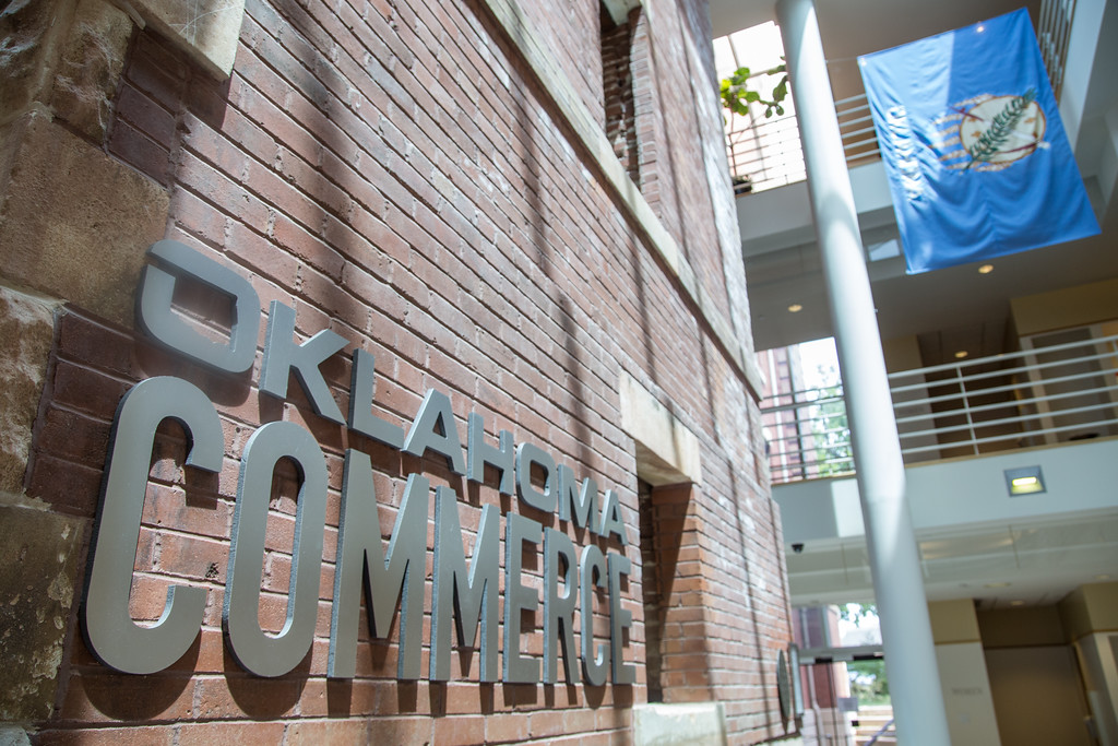 The Oklahoma Department of Commerce in Oklahoma City, OK.