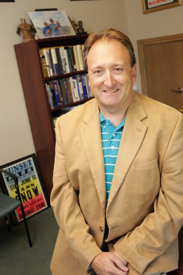 Craig Davis is Associate State Director of Communication for AARP Oklahoma.