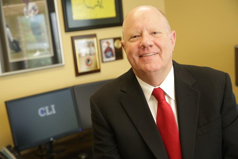Mike Wynn, president of Mabrey Bank in Oklahoma City.
