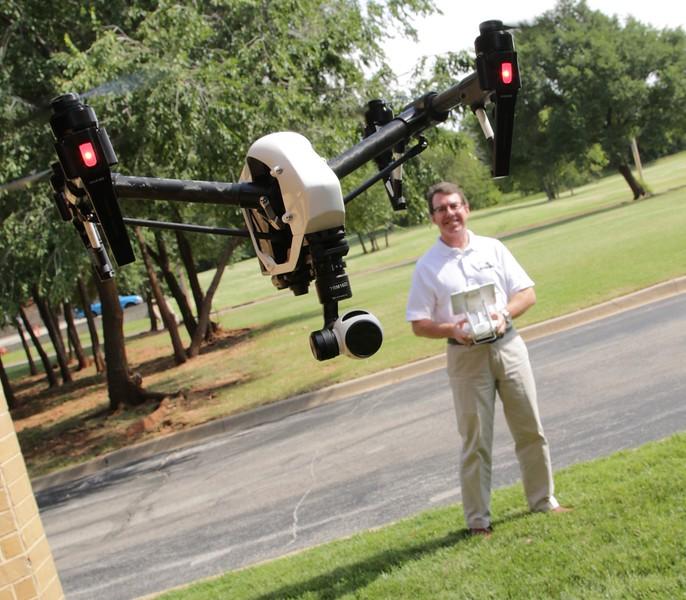 Tom Kilpatrick, owner of Oklahoma City-based CloudDeck Media.