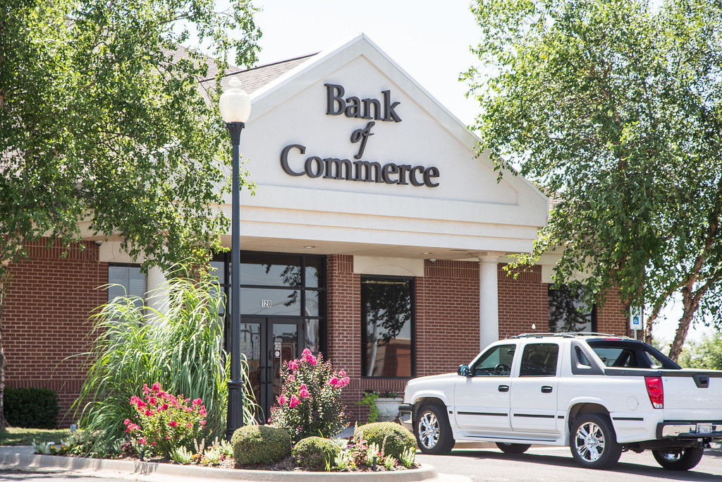 Oklahoma based Bank of Commerce has been purched by BancFirst headquarted in OKlahoma City.